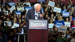 Sen. Bernie Sanders visits Arizona during 2020 campaign