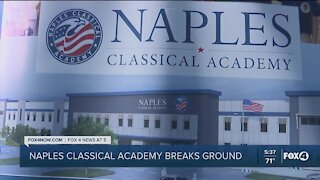 Naples Classical Academy closes on land for campus