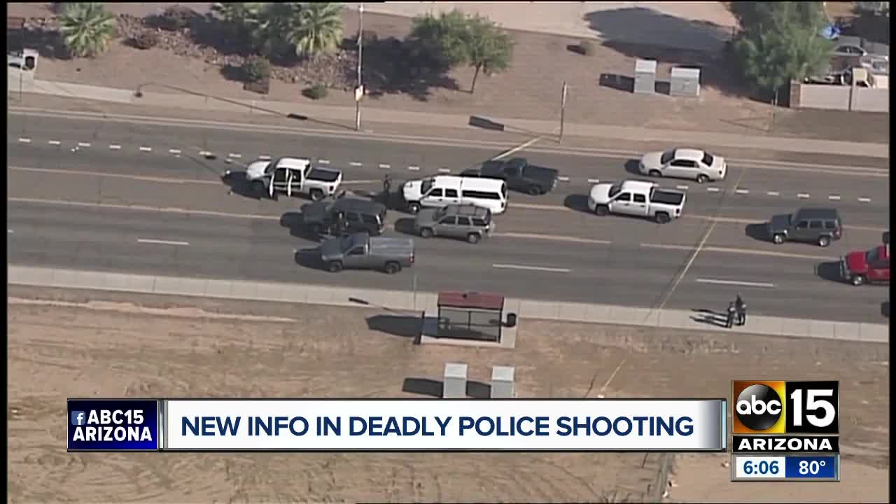 New details in deadly Phoenix shooting involving police