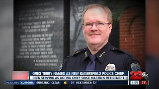 New Bakersfield Police Chief
