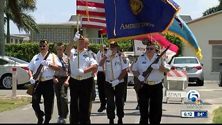 Veterans Memorial Day observance held in Boynton Beach
