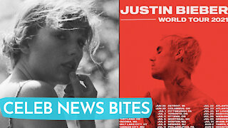 Justin Bieber And Scooter Braun Try STEALING Taylor Swift Shine, Announce Tour Dates And New Album!