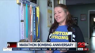 Bakersfield couple remembers Boston Marathon Bombing