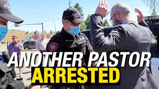 BREAKING: Calgary police arrest Fairview Baptist Church pastor Tim Stephens