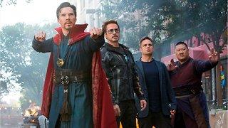 Avengers Trinity Reunites In New 'Endgame' Poster