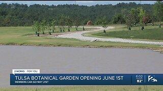 Tulsa Botanic Garden releases plans for reopening