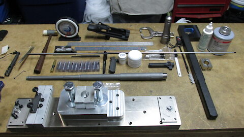 Building the M14/M1A from a parts kit, Part 1: Receiver Inspection