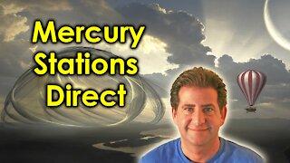 Mercury Stations Direct | Energy Update