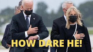 BIDEN'S SHOCKING DISRESPECT FOR THE FALLEN and other news