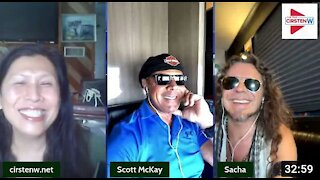 6.16.21 - Cirsten W chats with Scott McKay and Sacha Stone at https://arisefreedomtour.com/