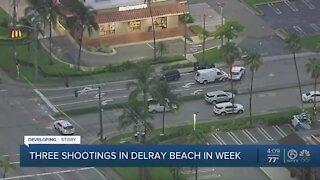 Delray Beach sees increase in shootings