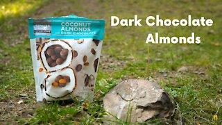 Dark Chocolate Almonds From Costco | Chef Dawg
