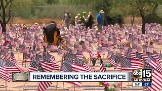 Memorial Day: Remembering the sacrifices made for our country