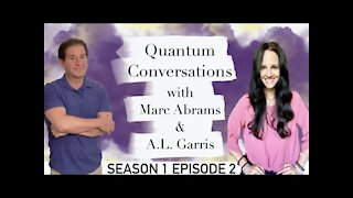 A New Energy Healing Modality Has Landed   Quantum Conversations With A.L. Garris