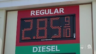Gas prices continue to climb in Florida