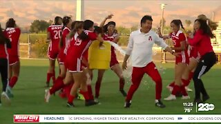 23ABC Sports: Arvin wins third straight valley championship defeating Fresno Christian 4-0