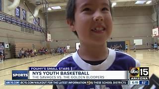 Small Stars: Youth basketball showdown! - ABC15 Sports