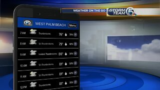 South Florida Weather - Saturday