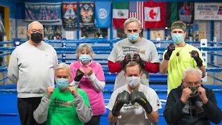 Boxing Away Parkinson's