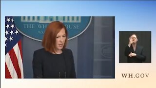 Psaki Won't Say Communism Is To Blame For Cuba Protests