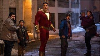 'Shazam!' Gets A CinemaScore