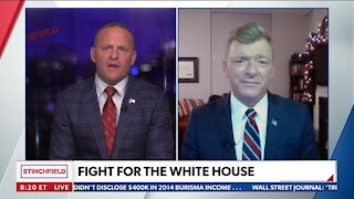 Marc Lotter discusses Michigan Republican electors being blocked at the statehouse