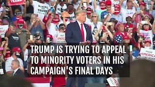 WEB EXTRA: Biden, Trump battle for Black voters in Florida