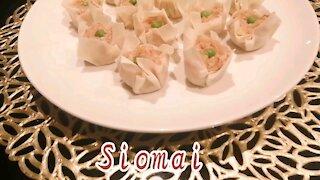 Japanese Shiomai