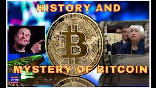 BITCOIN HISTORY AND MISTERY 2008 TO 2021 Elon, Yellen Nik Nikam