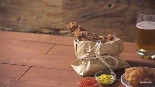 Chicken KFC style