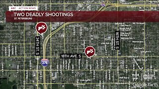 One woman dead after shooting in St. Pete