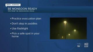 Be monsoon ready