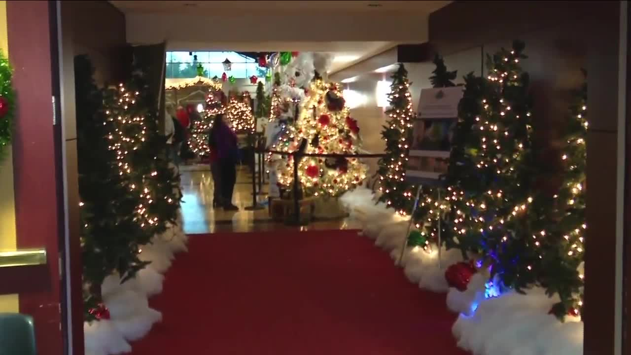 Festival of trees begins this weekend in Dearborn