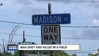 Buffalo Police investigate latest homicide