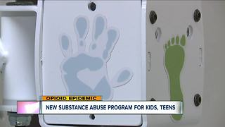 New substance abuse program for kids, teens at Akron Children's Hospital