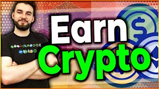 ▶️ EARN CRYPTO - The Best Crypto Monetized Social Platforms | EP#389