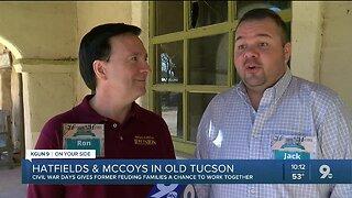 Arizona Civil War Days at Old Tucson Studios