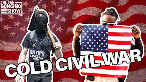 Are We Already In A Cold Civil War?