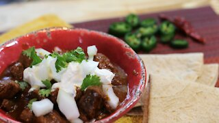 How to make delicious Chili Colorado at home