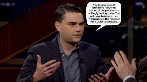 Ben Shapiro is a True RINO Neocon, Defends Blackrock, Implies Those Who Disagree With Him are Stupid