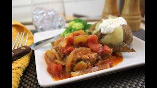 How to Make Swiss Steak | It's Only Food w/ Chef John Politte