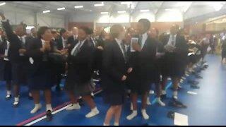 SOUTH AFRICA - Durban - MEC visits Durban Girls High School (Video) (BYQ)