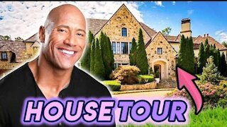 """Dwayne """"THE ROCK"""" Johnson 