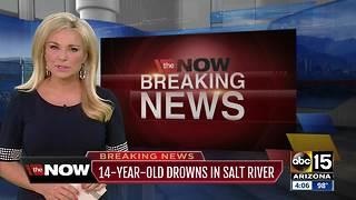 Teen drowns on Salt River during tubing field trip