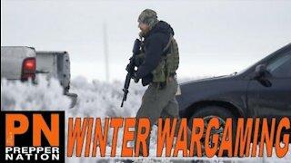 Wargaming Civil War 2.0 - Dark Winter SHTF