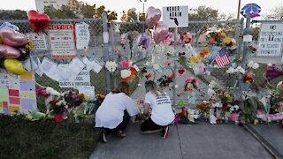 On Parkland Anniversary, President Biden Calls For Stricter Gun Laws