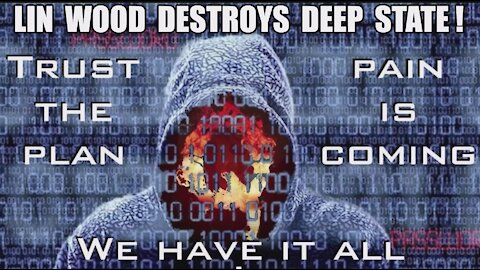 Q: 100% Truth! Lin Wood Destroys Deep State Cabal! PANIC in DC Pope Francis Dead! Vatican Gold Gone!