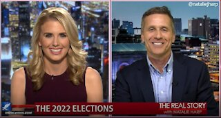 The Real Story - OANN 2022 Elections with Eric Greitens