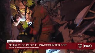 Condo collapses in Surfside