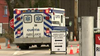 Hospitals face challenges sending COVID-19 patients to Alternate Care Facility